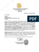 TSJ en el exilio notifica al CNE la nulidad del uso del voto automátizado y la inconsistencia del RE