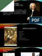 Presentación de Bach