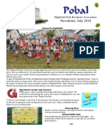 HPRA Newsletter July 2018
