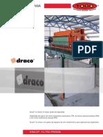 Catálogo Filtro Prensa DRACO