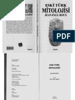 Jean Paul Roux - Eski Türk Mitolojisi.pdf