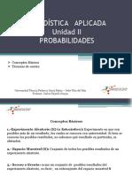 3.- UNIDAD II Probabilidades3.0