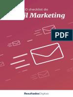 Checklist Email Marketing