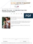 Spread the Love - A Valentines Day Cake Tutorial by Ben Fullard - Cake Life.pdf