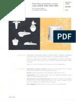 Westinghouse Lighting Fisher-Pierce 6600A-6620-6650-6690 Photocontrol Spec Sheet 8-63