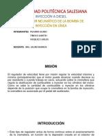 Exposicion Diesel Regullador Neumatico