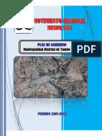 Plan de Gobierno 2018-Tambo