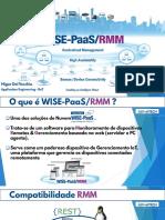 WISE PaaS_RMM Apresentação