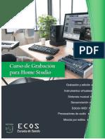 Grabacion para Home Studio.pdf