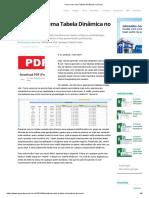 TD Excel