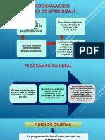 1 Programacion Lineal Conceptos