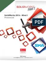 Apostila Presencial Solid Works 2014