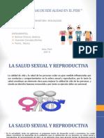 Cifras de Sexualidad Peru