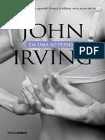 Em Uma So Pessoa - John Irving