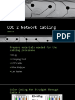 COC 2 Network Cabling