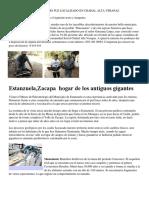 POSIBLE FÓSIL DE DINOSAURIO FUE LOCALIZADO EN CHAHAL ALTA VERAPAZ.docx