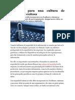 Cultura de La Seguridad de Procesos-1