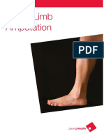 Lower Limb Amputation