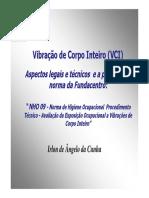 Vibracao de Corpo Inteiro (VCI)