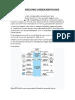 Chips de Soporte en Los Sistemas Basados en Microprocesador