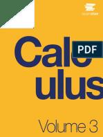 OpenStax - Calculus Volume 3