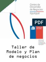 Taller Modelo y Plan de Negocios