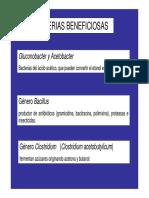 Clase 6 Bacterias Beneficas-2017