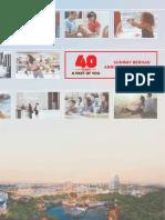 2014 Sunway Berhad Annual Report -Part 1