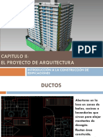 Arquitectura 2 Construcción Utp