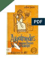 Arquímedes y Sus Maravillosos Descubrimientos - JONAS, ARTHUR
