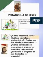 La pedagogia de jesus