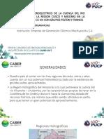 R.vergara Presentación Potencial Hidroeléctrico Cuenca Rio Vilcanota y Mejoras Operación Cc Hh