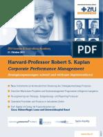 02 ZfU Exklusivseminar Strategiemanagement Kaplan 2011