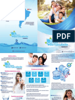 Agua Inmaculada Brochure