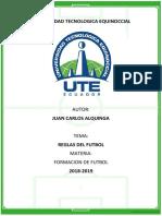 Fut Reglas PDF