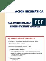 5. Regulación enzimática