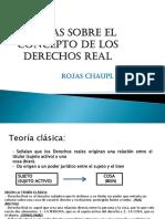 Teorias Sobre El Concepto de Los Derechos Real1 (1)