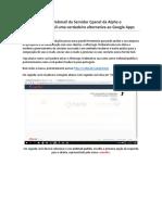 Conheça o Novo Webmail Do Servidor Cpanel Da Alpha o AfterLogic Webmail Uma Verdadeira Alternativa Ao Google Apps