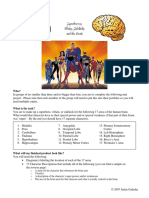 AP Psychology Unit 3 Brain Heroes