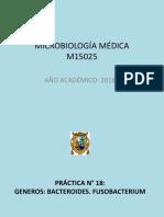 MICROBIOLOGÍA MÉDICA15O518