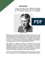 David Ausubel.docx