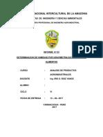 Informe 03 Analisis de Productos