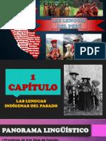 Exposición Las Lenguas Del Perú