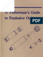 Fisherman Guide to-Explosive Ordnance, 1981