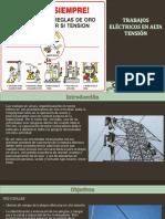 Trabajos Electricos en Alta Tension (1)
