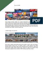 5 Tempat Berbelanja Favorit Di HK