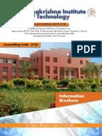 Srit Info Brochure 2018