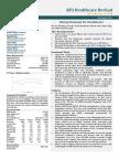 KPJ Healthcare Berhad (NUS ANalyst)