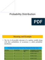 Probability Distribution2