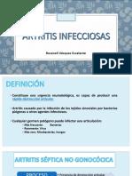 ARTRITIS INFECCIOSAS-1